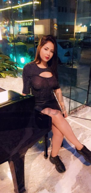 Houria live escort in Lawrenceville, massage parlor