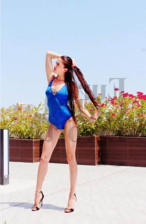 Lilandra escort girl in Galveston and thai massage