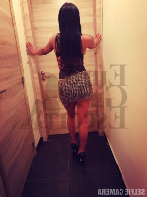 Anessa nuru massage & escort girls