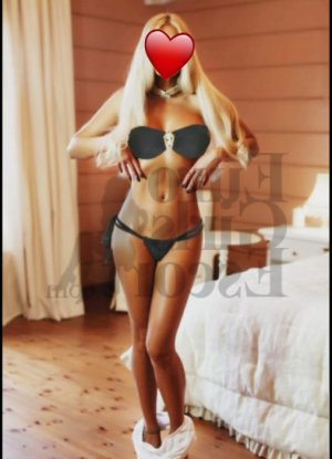 Audrine tantra massage in Wasco & escort girl