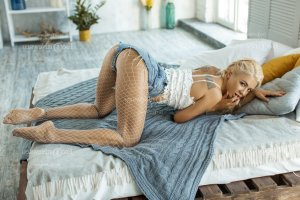Anja live escort in Wood River and happy ending massage