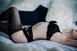 April escort, nuru massage
