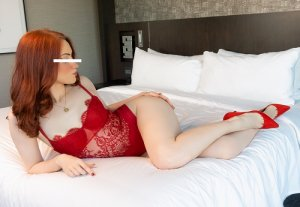 Sauvanne live escort in Miami Beach