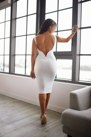 Nadjette escorts in Raleigh and massage parlor